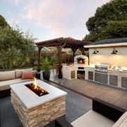design build - outdoor kitchen