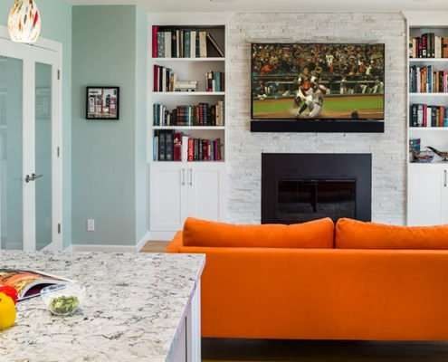 home remodeling - featured project