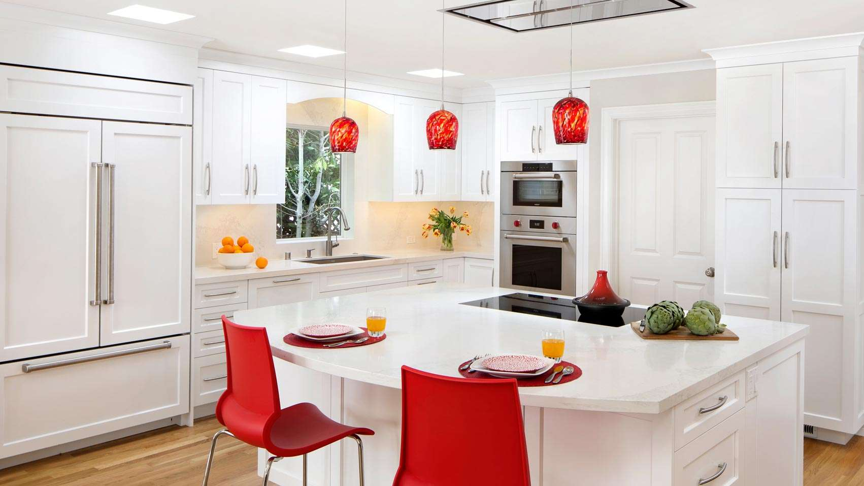 Peninsula Vs Island How To Know Which Works In Your Kitchen Harrell Remodeling Inc Design Build