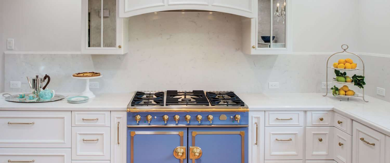 home remodeling - colored appliances